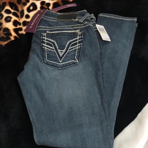 Vigoss Denim - Brand New Vigoss Jeans